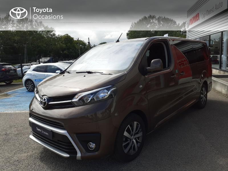 Toyota PROACE Verso Long 1.5 120 D-4D Dynamic RC18 Diesel RICH OAK Occasion à vendre