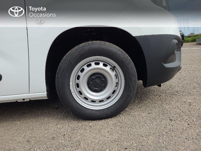 Photo 16 de l'offre de TOYOTA PROACE CITY Medium 100 D-4D Dynamic RC21 à 16480€ chez Cap Ouest Auto - Toyota Morlaix