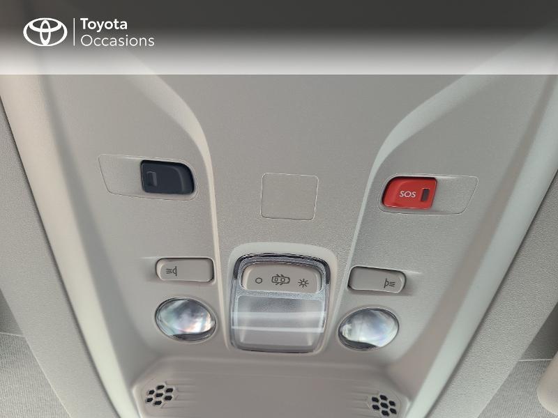 Photo 21 de l'offre de TOYOTA PROACE CITY Medium 100 D-4D Dynamic RC21 à 16480€ chez Cap Ouest Auto - Toyota Morlaix