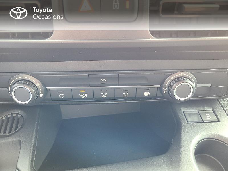 Photo 18 de l'offre de TOYOTA PROACE CITY Medium 100 D-4D Dynamic RC21 à 16480€ chez Cap Ouest Auto - Toyota Morlaix