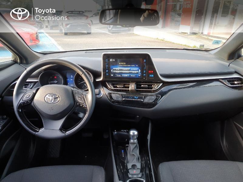Photo 5 de l'offre de TOYOTA C-HR 122h Edition 2WD E-CVT RC18 à 21580€ chez Cap Ouest Auto - Toyota Morlaix