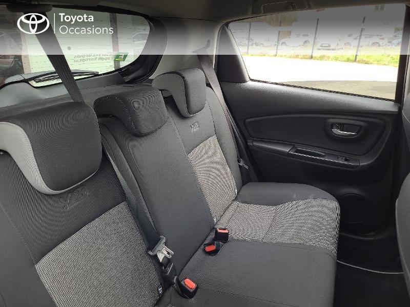 Photo 7 de l'offre de TOYOTA Yaris 70 VVT-i Design Y20 5p MY19 à 13780€ chez Cap Ouest Auto - Toyota Morlaix