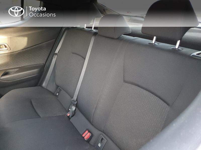 Photo 14 de l'offre de TOYOTA C-HR 122h Edition 2WD E-CVT RC18 à 21580€ chez Cap Ouest Auto - Toyota Morlaix