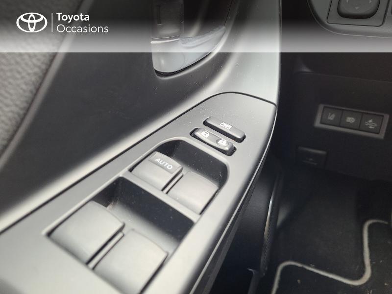 Photo 19 de l'offre de TOYOTA Yaris 70 VVT-i Design Y20 5p MY19 à 13780€ chez Cap Ouest Auto - Toyota Morlaix