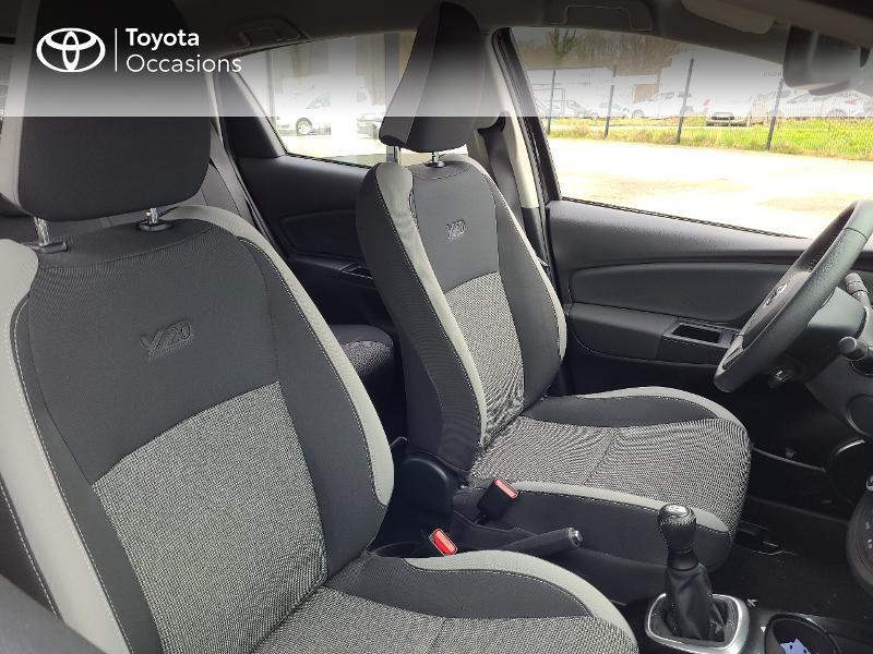 Photo 6 de l'offre de TOYOTA Yaris 70 VVT-i Design Y20 5p MY19 à 13780€ chez Cap Ouest Auto - Toyota Morlaix