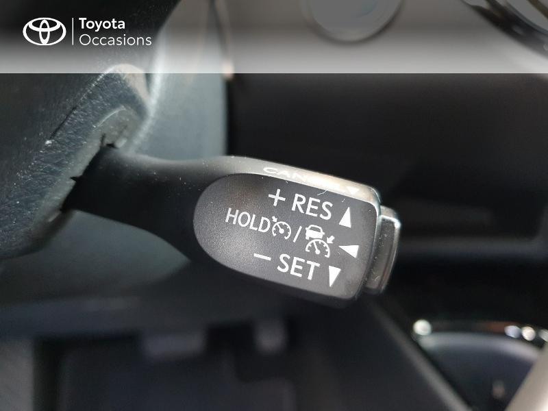 Photo 16 de l'offre de TOYOTA C-HR 122h Edition 2WD E-CVT RC18 à 21580€ chez Cap Ouest Auto - Toyota Morlaix