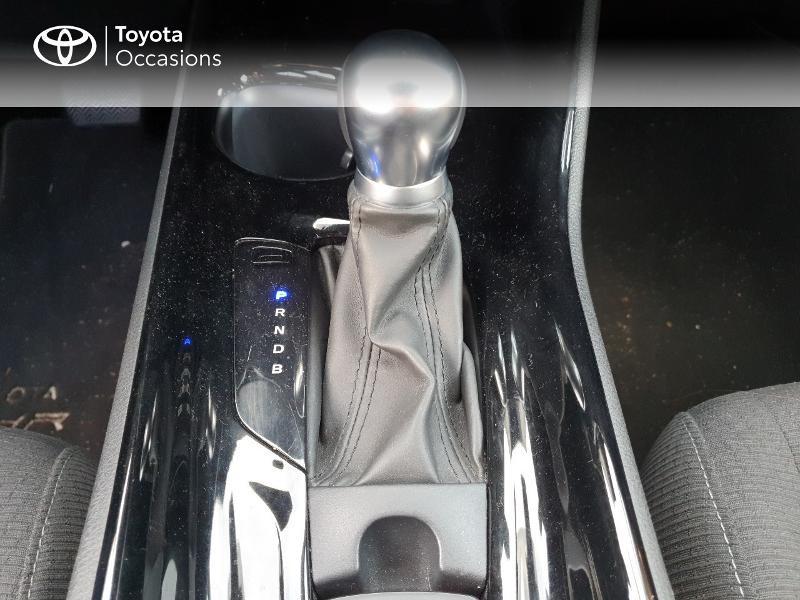 Photo 9 de l'offre de TOYOTA C-HR 122h Edition 2WD E-CVT RC18 à 21580€ chez Cap Ouest Auto - Toyota Morlaix