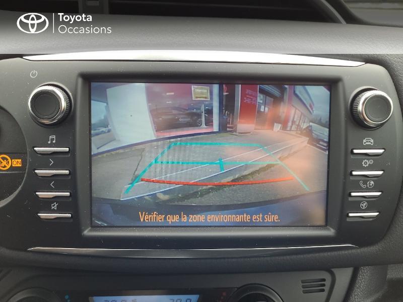 Photo 17 de l'offre de TOYOTA Yaris 70 VVT-i Design Y20 5p MY19 à 13780€ chez Cap Ouest Auto - Toyota Morlaix