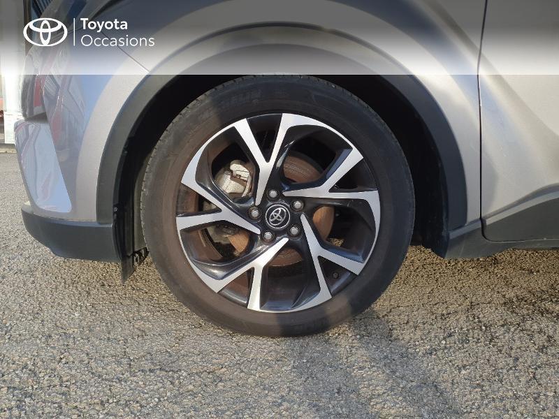 Photo 4 de l'offre de TOYOTA C-HR 122h Edition 2WD E-CVT RC18 à 21580€ chez Cap Ouest Auto - Toyota Morlaix