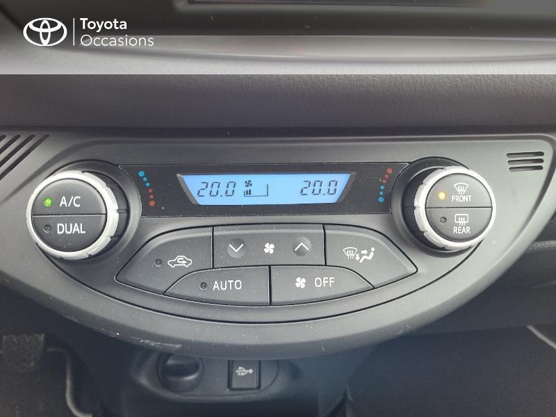 Photo 18 de l'offre de TOYOTA Yaris 70 VVT-i Design Y20 5p MY19 à 13780€ chez Cap Ouest Auto - Toyota Morlaix