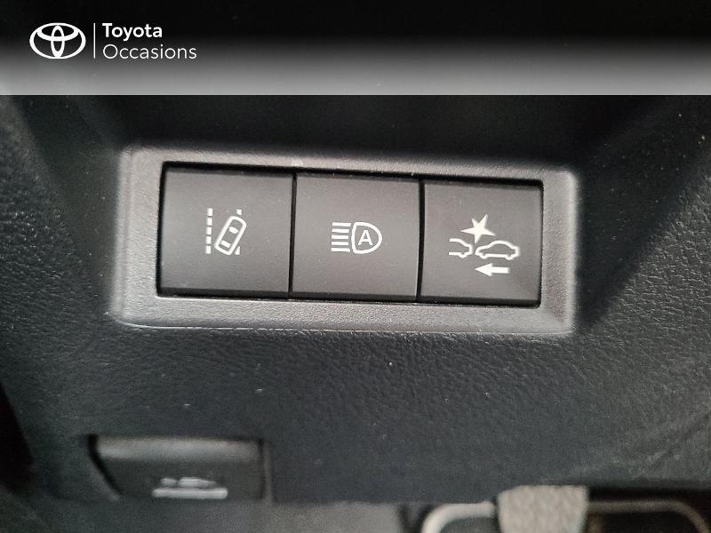 Photo 20 de l'offre de TOYOTA Yaris 70 VVT-i Design Y20 5p MY19 à 13780€ chez Cap Ouest Auto - Toyota Morlaix