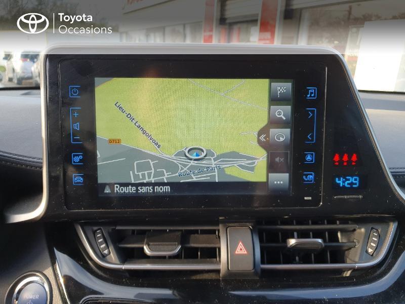 Photo 18 de l'offre de TOYOTA C-HR 122h Edition 2WD E-CVT RC18 à 21580€ chez Cap Ouest Auto - Toyota Morlaix