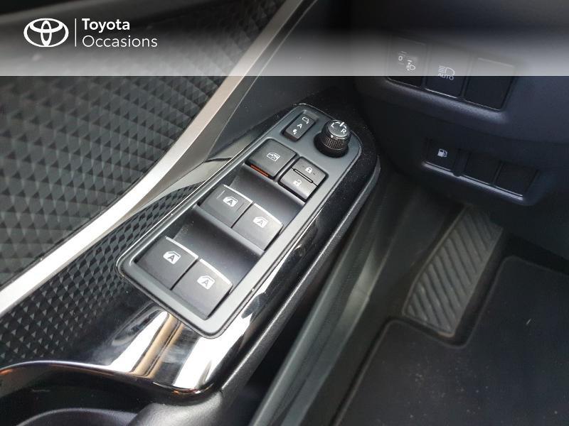 Photo 12 de l'offre de TOYOTA C-HR 122h Edition 2WD E-CVT RC18 à 21580€ chez Cap Ouest Auto - Toyota Morlaix