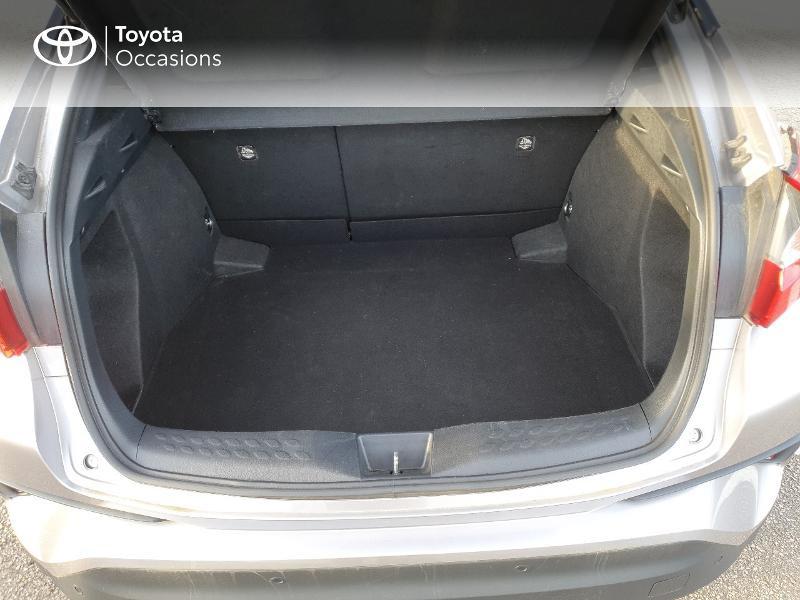 Photo 15 de l'offre de TOYOTA C-HR 122h Edition 2WD E-CVT RC18 à 21580€ chez Cap Ouest Auto - Toyota Morlaix