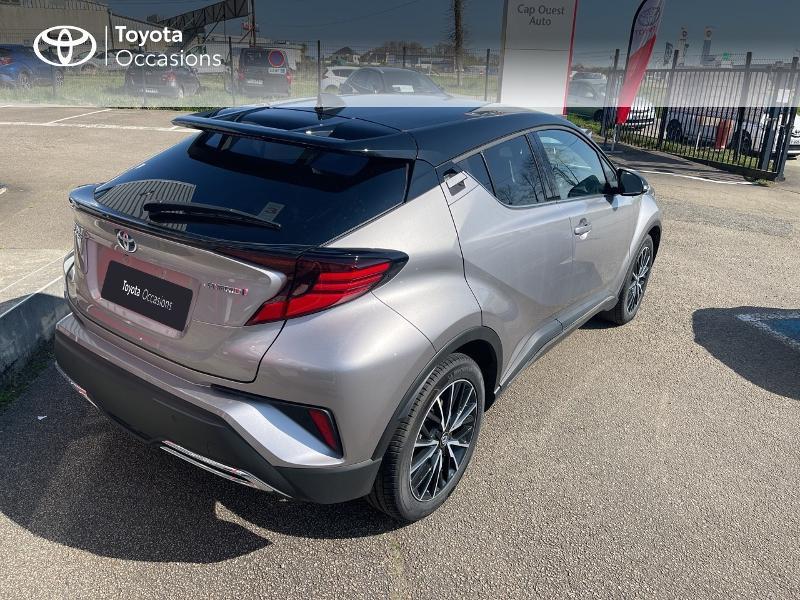 Photo 18 de l'offre de TOYOTA C-HR 184h Distinctive 2WD E-CVT MY20 à 31480€ chez Cap Ouest Auto - Toyota Morlaix