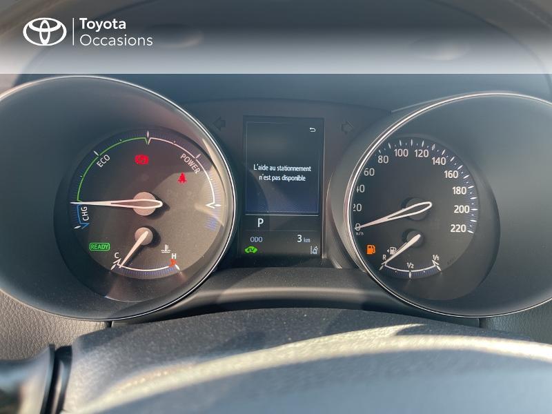 Photo 14 de l'offre de TOYOTA C-HR 184h Distinctive 2WD E-CVT MY20 à 31480€ chez Cap Ouest Auto - Toyota Morlaix