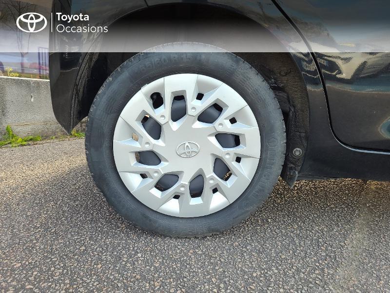 Photo 16 de l'offre de TOYOTA Aygo 1.0 VVT-i 72ch x-play x-app 5p MC18 à 9780€ chez Cap Ouest Auto - Toyota Morlaix