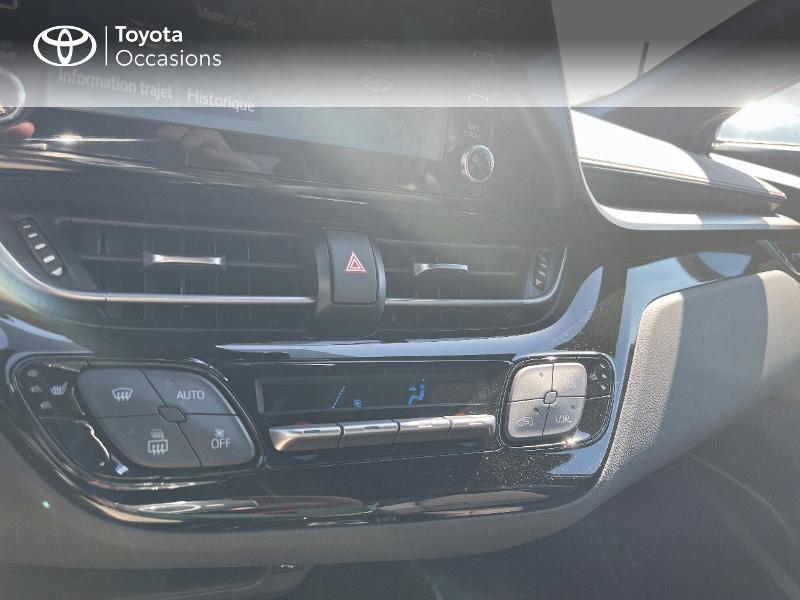 Photo 22 de l'offre de TOYOTA C-HR 184h Distinctive 2WD E-CVT MY20 à 31480€ chez Cap Ouest Auto - Toyota Morlaix
