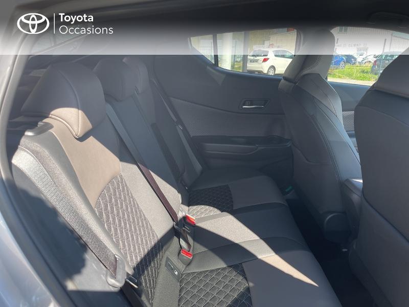 Photo 7 de l'offre de TOYOTA C-HR 184h Distinctive 2WD E-CVT MY20 à 31480€ chez Cap Ouest Auto - Toyota Morlaix