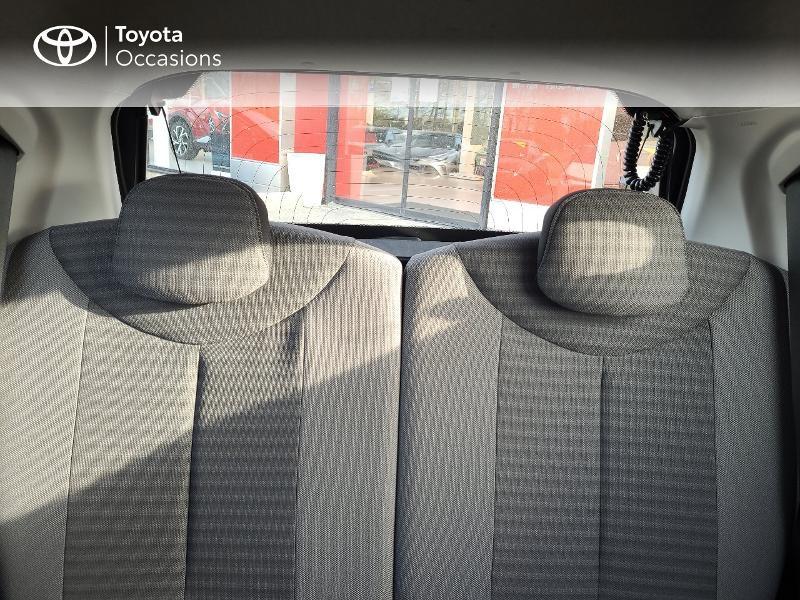 Photo 20 de l'offre de TOYOTA Aygo 1.0 VVT-i 72ch x-play x-app 5p MC18 à 9780€ chez Cap Ouest Auto - Toyota Morlaix