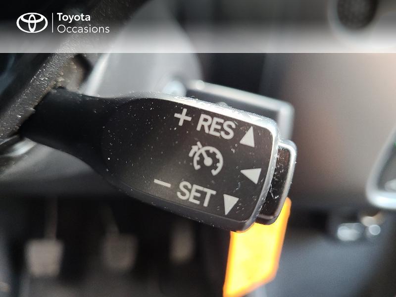 Photo 17 de l'offre de TOYOTA Aygo 1.0 VVT-i 72ch x-play x-app 5p MC18 à 9780€ chez Cap Ouest Auto - Toyota Morlaix