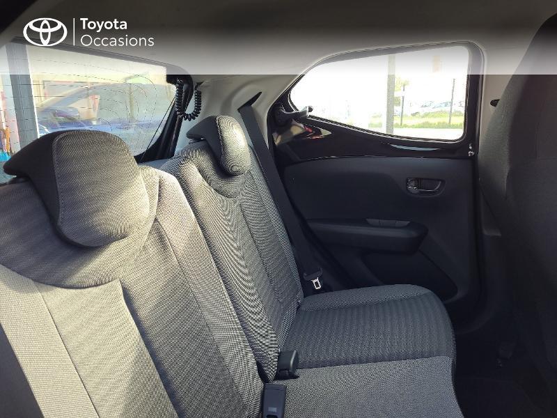 Photo 7 de l'offre de TOYOTA Aygo 1.0 VVT-i 72ch x-play x-app 5p MC18 à 9780€ chez Cap Ouest Auto - Toyota Morlaix