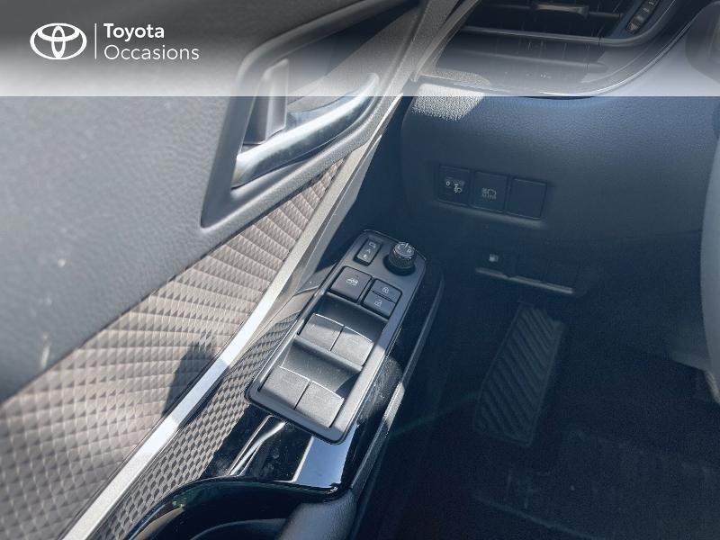 Photo 21 de l'offre de TOYOTA C-HR 184h Distinctive 2WD E-CVT MY20 à 31480€ chez Cap Ouest Auto - Toyota Morlaix
