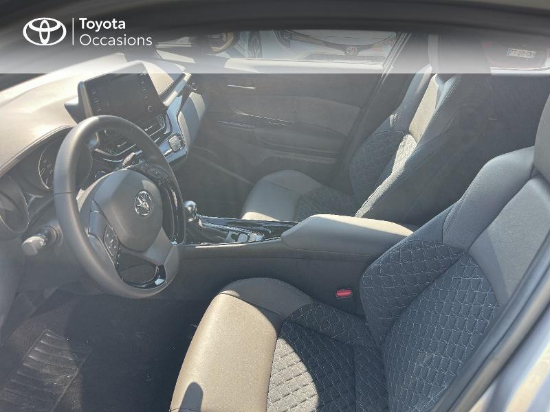 Photo 11 de l'offre de TOYOTA C-HR 184h Distinctive 2WD E-CVT MY20 à 31480€ chez Cap Ouest Auto - Toyota Morlaix