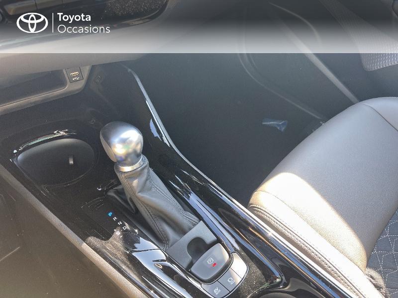 Photo 23 de l'offre de TOYOTA C-HR 184h Distinctive 2WD E-CVT MY20 à 31480€ chez Cap Ouest Auto - Toyota Morlaix