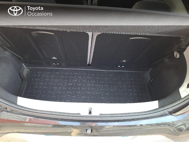 Photo 10 de l'offre de TOYOTA Aygo 1.0 VVT-i 72ch x-play x-app 5p MC18 à 9780€ chez Cap Ouest Auto - Toyota Morlaix