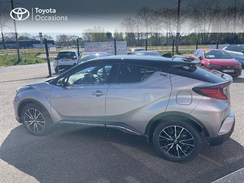 Photo 2 de l'offre de TOYOTA C-HR 184h Distinctive 2WD E-CVT MY20 à 31480€ chez Cap Ouest Auto - Toyota Morlaix
