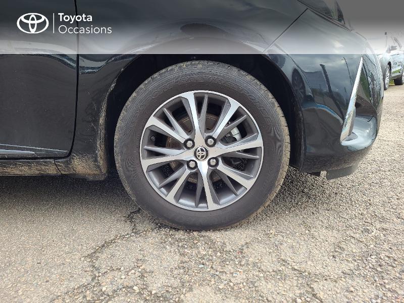 Photo 16 de l'offre de TOYOTA Yaris 70 VVT-i Design Y20 5p MY19 à 13780€ chez Cap Ouest Auto - Toyota Morlaix