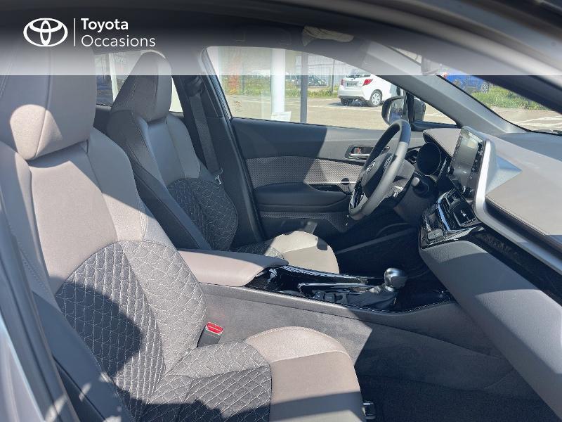 Photo 6 de l'offre de TOYOTA C-HR 184h Distinctive 2WD E-CVT MY20 à 31480€ chez Cap Ouest Auto - Toyota Morlaix