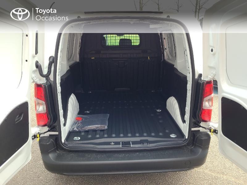 Photo 10 de l'offre de TOYOTA PROACE CITY Medium 100 D-4D Dynamic RC21 à 16480€ chez Cap Ouest Auto - Toyota Morlaix