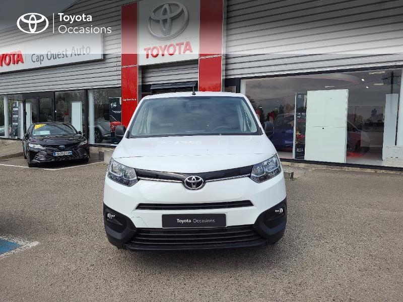 Photo 5 de l'offre de TOYOTA PROACE CITY Medium 100 D-4D Dynamic RC21 à 16480€ chez Cap Ouest Auto - Toyota Morlaix