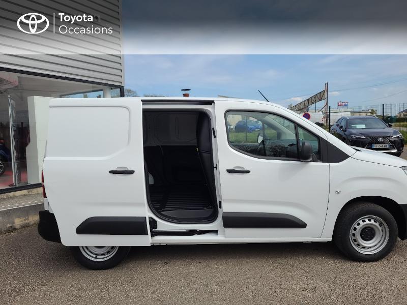 Photo 7 de l'offre de TOYOTA PROACE CITY Medium 100 D-4D Dynamic RC21 à 16480€ chez Cap Ouest Auto - Toyota Morlaix