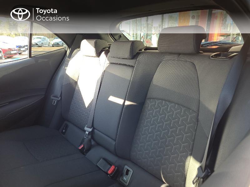 Photo 12 de l'offre de TOYOTA Corolla 122h Design MY20 à 22980€ chez Cap Ouest Auto - Toyota Morlaix