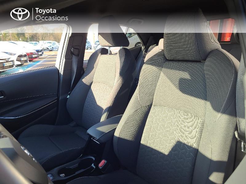 Photo 11 de l'offre de TOYOTA Corolla 122h Design MY20 à 22980€ chez Cap Ouest Auto - Toyota Morlaix