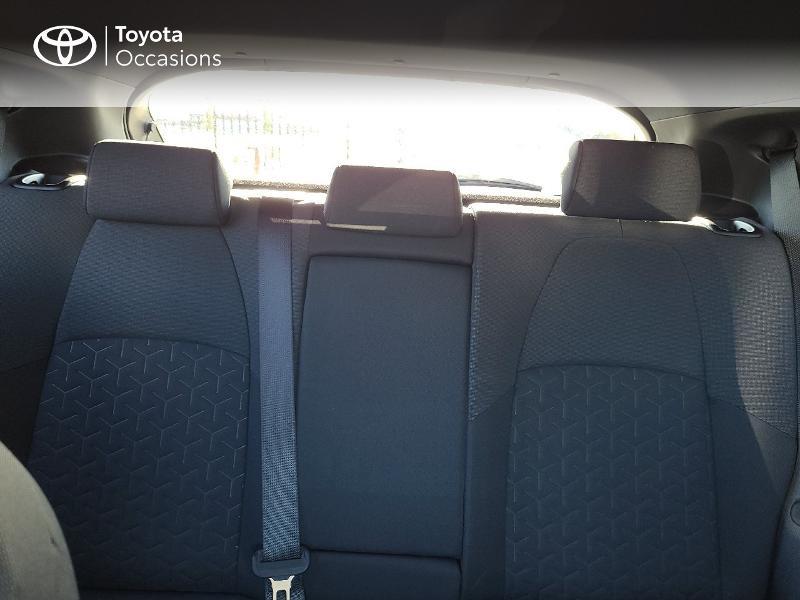 Photo 23 de l'offre de TOYOTA Corolla 122h Design MY20 à 22980€ chez Cap Ouest Auto - Toyota Morlaix