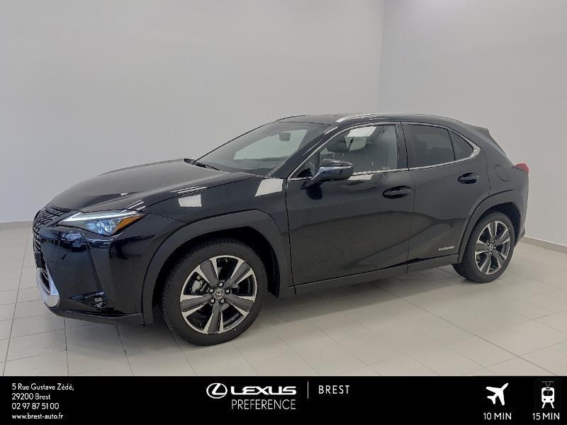 Photo 3 de l'offre de LEXUS UX 250h 4WD Executive à 37990€ chez Cap Ouest Auto - Toyota Morlaix