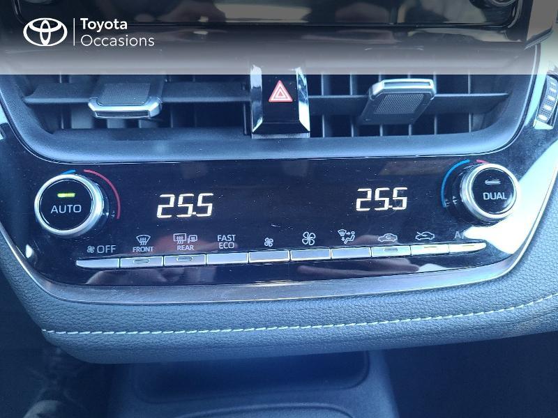 Photo 17 de l'offre de TOYOTA Corolla 122h Design MY20 à 22980€ chez Cap Ouest Auto - Toyota Morlaix
