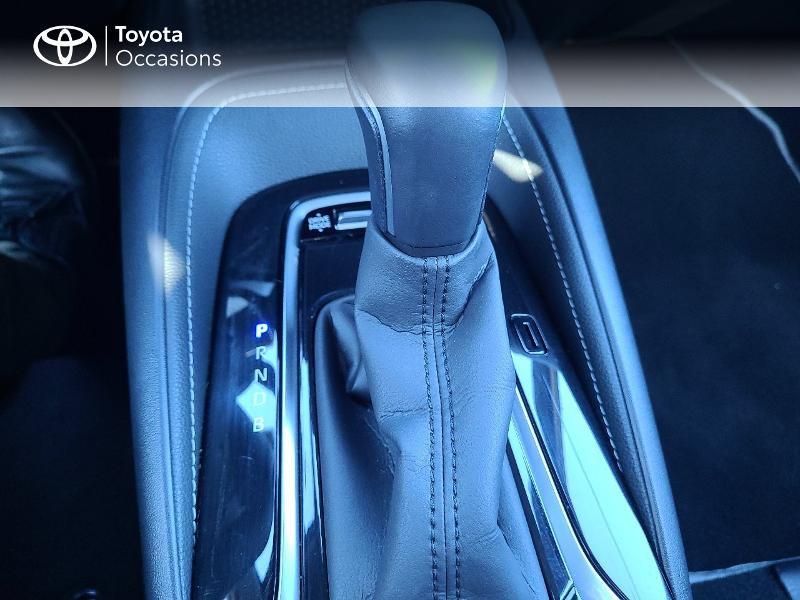 Photo 21 de l'offre de TOYOTA Corolla 122h Design MY20 à 22980€ chez Cap Ouest Auto - Toyota Morlaix