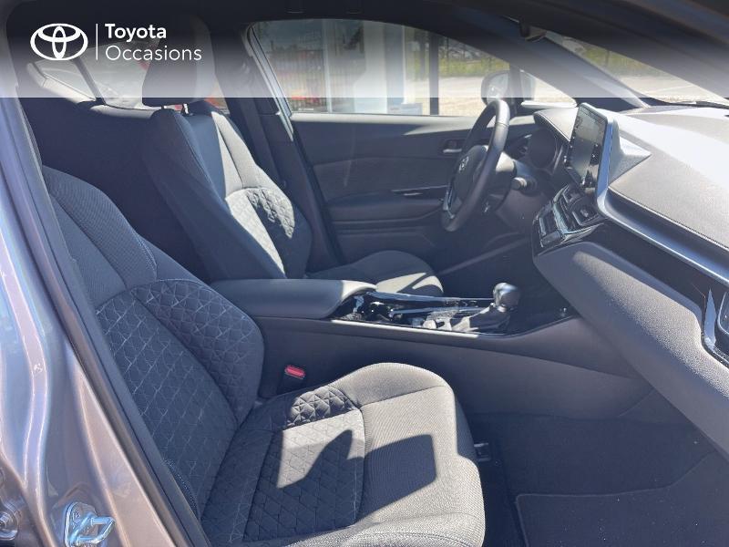 Photo 6 de l'offre de TOYOTA C-HR 122h Edition 2WD E-CVT MY20 à 26980€ chez Cap Ouest Auto - Toyota Morlaix