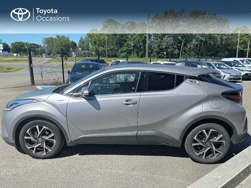 Photo 3 de l'offre de TOYOTA C-HR 122h Edition 2WD E-CVT MY20 à 26980€ chez Cap Ouest Auto - Toyota Morlaix