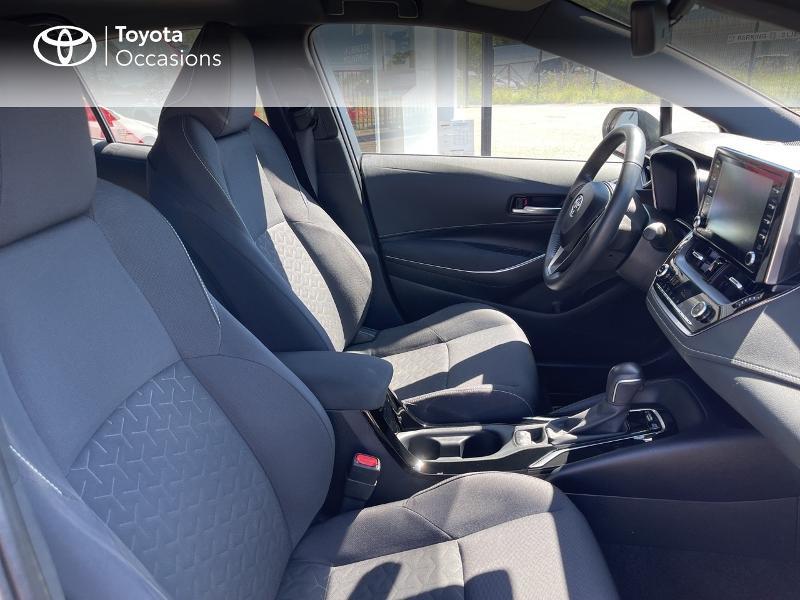 Photo 6 de l'offre de TOYOTA Corolla 122h Dynamic MY20 à 23580€ chez Cap Ouest Auto - Toyota Morlaix
