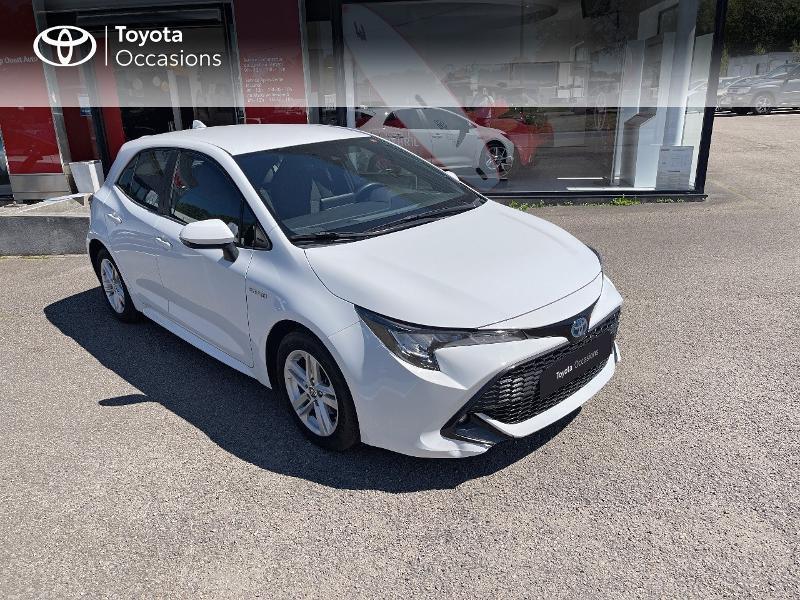 Photo 19 de l'offre de TOYOTA Corolla 122h Dynamic MY20 à 23580€ chez Cap Ouest Auto - Toyota Morlaix
