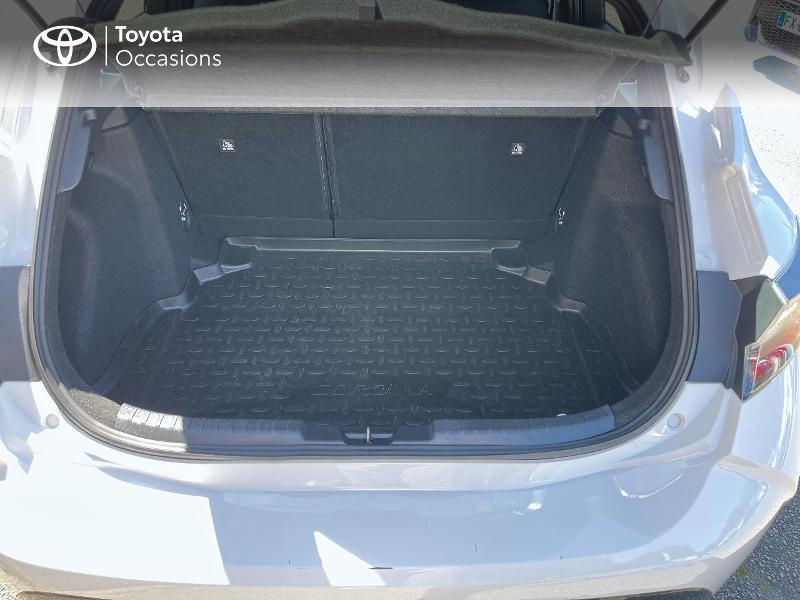 Photo 10 de l'offre de TOYOTA Corolla 122h Dynamic MY20 à 23580€ chez Cap Ouest Auto - Toyota Morlaix