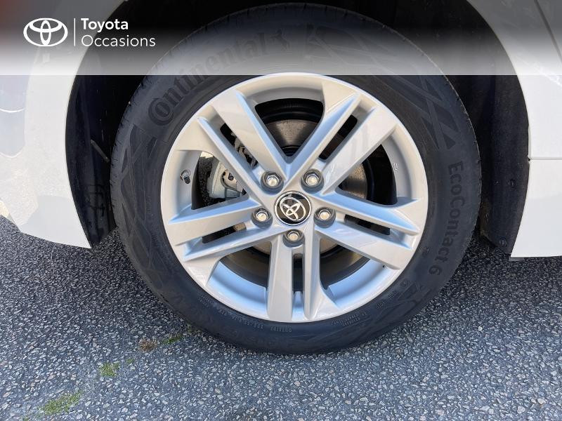 Photo 16 de l'offre de TOYOTA Corolla 122h Dynamic MY20 à 23580€ chez Cap Ouest Auto - Toyota Morlaix