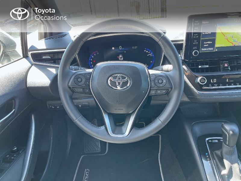 Photo 9 de l'offre de TOYOTA Corolla 122h Dynamic MY20 à 23580€ chez Cap Ouest Auto - Toyota Morlaix