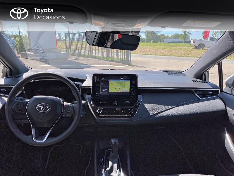 Photo 8 de l'offre de TOYOTA Corolla 122h Dynamic MY20 à 23580€ chez Cap Ouest Auto - Toyota Morlaix